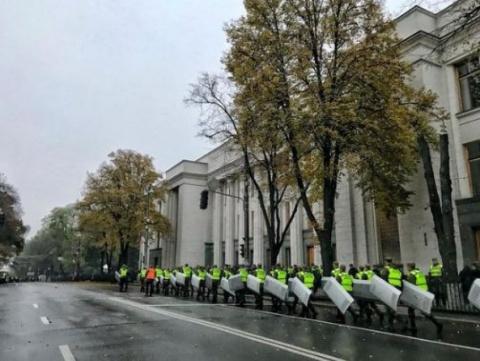 МВД Украины готовится к попы…