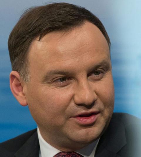 Польский президент поблагода…