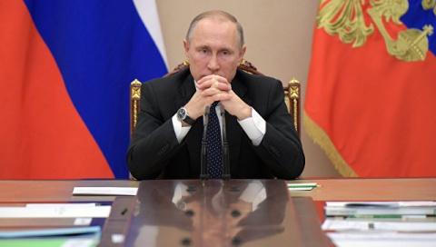 Путин следит за планами Киева провести ракетные стрельбы около Крыма