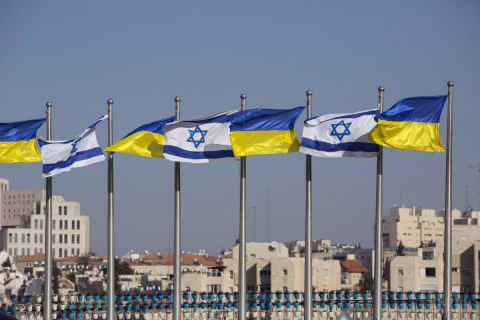 Безвиз, или украинское вторжение в Израиль