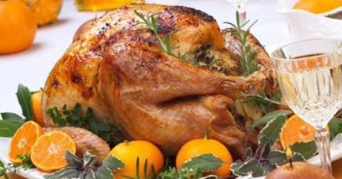 Вкусная курица, запеченная с…