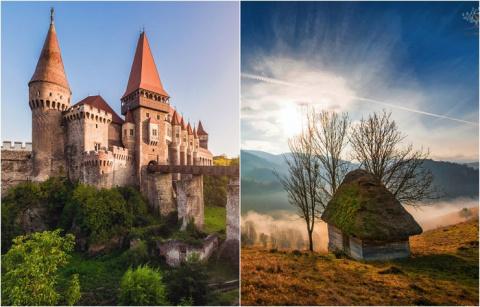 Мистическая Трансильвания: 1…