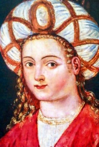 Роксолана —  наложница, перевернувшая историю Османской империи
