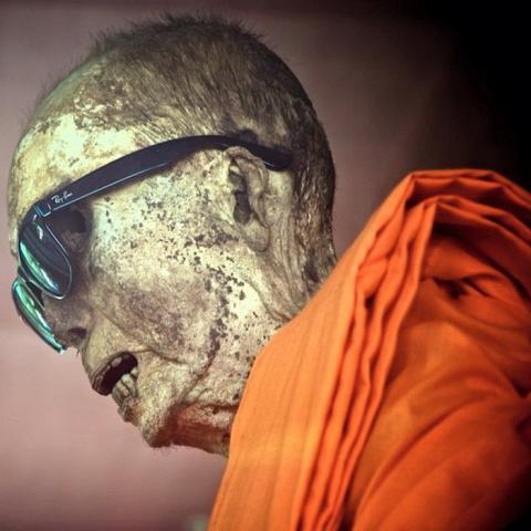 Как стать мумией: Жуткая практика древних японских монахов