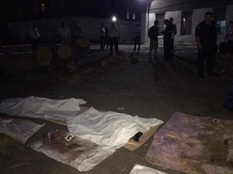 В Одессе зверски убили Порошенко