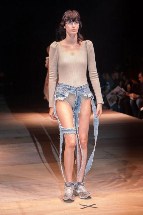 Новые джинсы - стринги))))) …