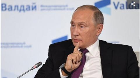 Россия не допустит в Донбасс…