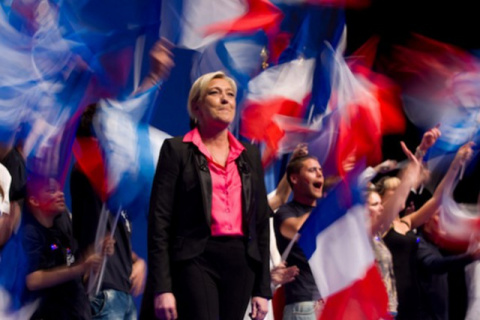 CEO: Марин Ле Пен выиграет п…