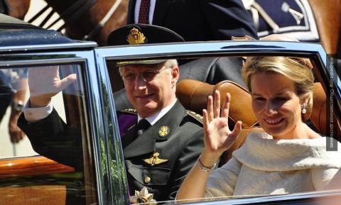 Король Бельгии Филипп расска…