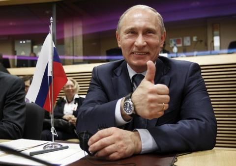 Аплодируем Путину стоя! Ново…