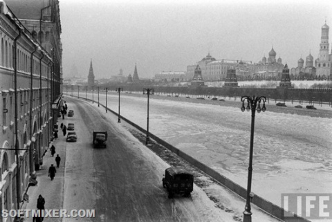 Москва Карла Майданса, 1959 год