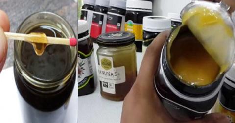Если ты увидишь такой мёд, н…