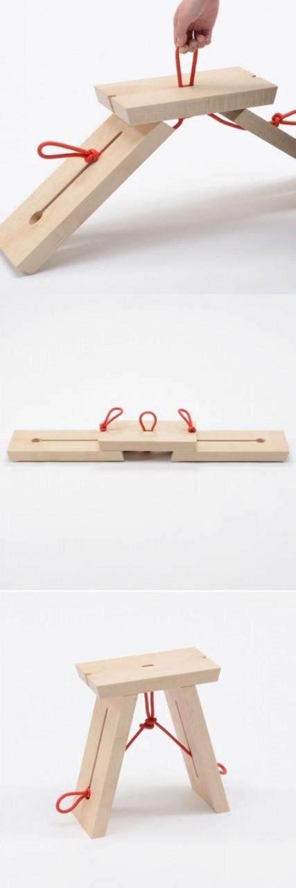 Оригинальные и простые конструкции мебели - топ 20