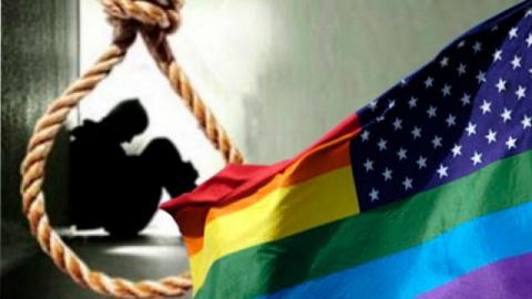 Шквал самоубийств: Геи не мо…