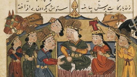 Как московские князья породнились с потомками Чингисхана