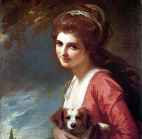Леди Гамильтон и адмирал Нельсон: жена перед Богом...