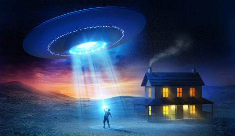 Жертвы похищений пришельцами опубликовали свои истории на сайте Reddit