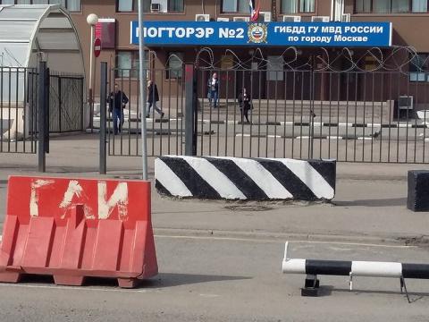 ГИБДД Москвы плодит «жучков»…