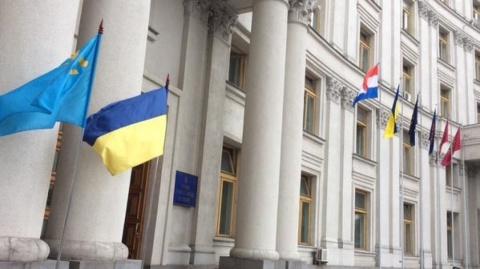 Киев передал Москве ноту про…