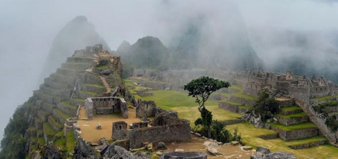 10 потрясающих древних городов мира