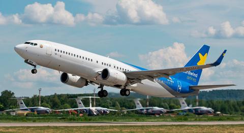 Авиакомпания Nordwind Airlin…