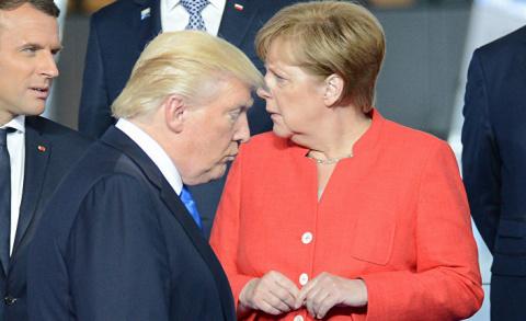 Трамп оскорбил лидеров Европ…