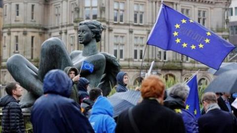Как разделят Европу? Доклад о перспективах Евросоюза