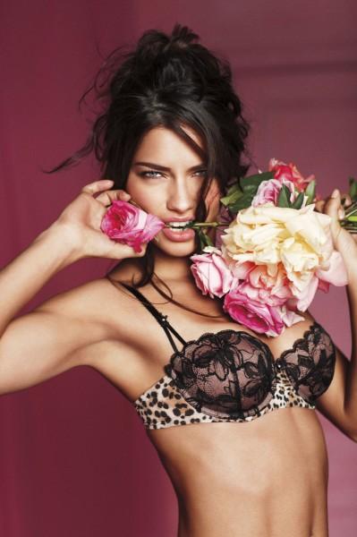 Victoria's Secret подсказала девушкам наряд ко Дню влюблённых