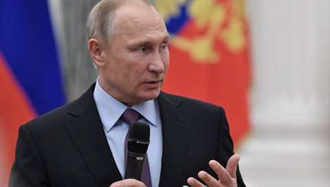 Путин дал право судебным при…
