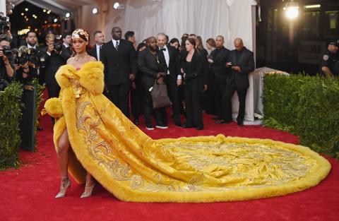 Китайская принцесса: Гуо Пэй и ее помпезные платья