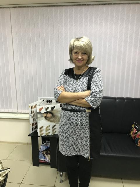 Людмила Маховая