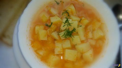 Суп без мяса и кровавая драма