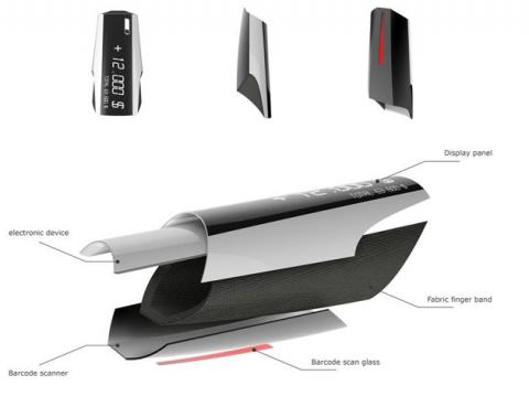 Мини-сканер