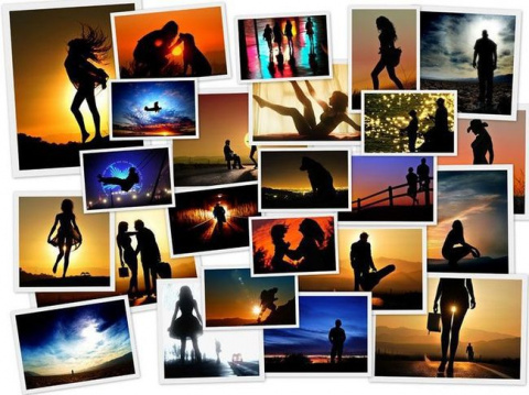 Очень красивые фото запечатленные на закате солнца