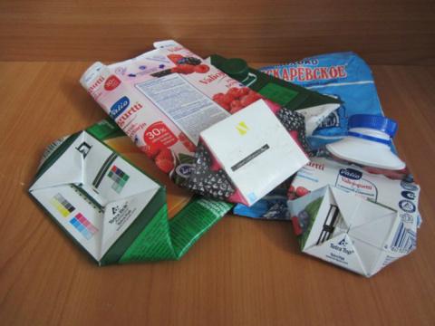 Такие упаковки все отправляют в мусор, но им есть замечательное применение!