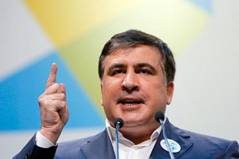 Саакашвили: Свергнув Порошен…
