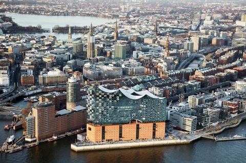 Лучшие здания мира (год 2016)
