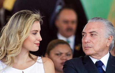 Президент Бразилии сбежал из…