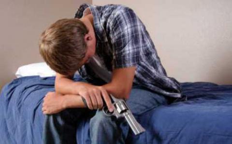 «Донбасский синдром» порождает самоубийства граждан Украины