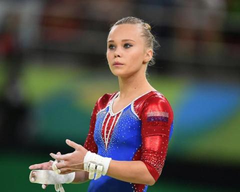Воронежская гимнастка Ангели…