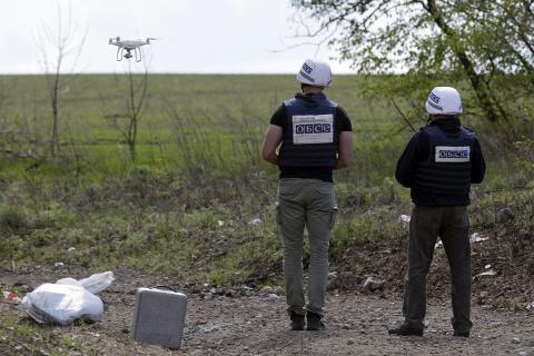 Украинские диверсанты попыта…