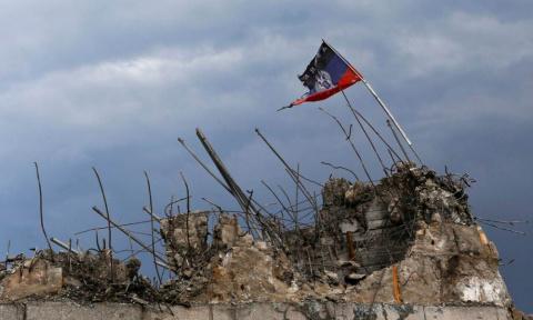 В Украине оправдали военную операцию против Донбасса