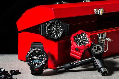 Casio сделал часы для брутал…