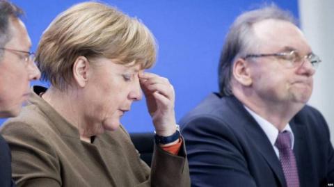Ангела Меркель из Мюнхена увидела Владивосток?