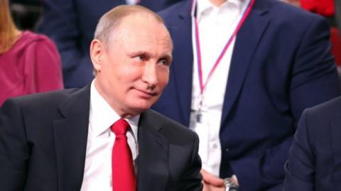 Путин рассказал, как Россия …