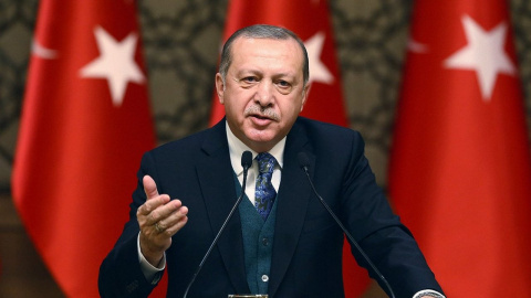 Эрдоган разбушевался и готовится к драке с США
