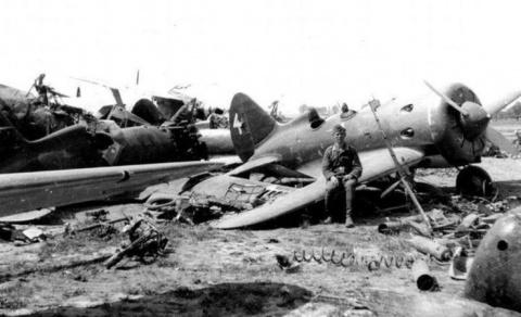 Катастрофа 1941 года: Ненужн…