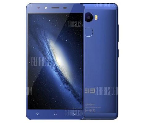 Elephone C1 – металлический смартфон с большим HD-экраном