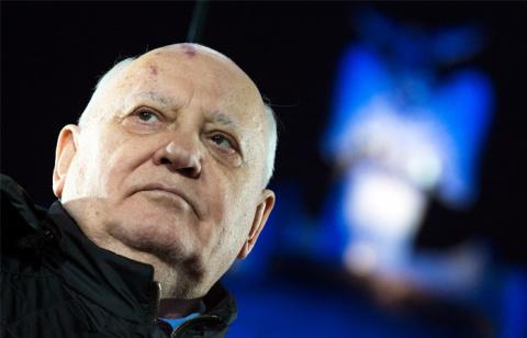 Горбачёв: я с пеной у рта призывал сохранить СССР