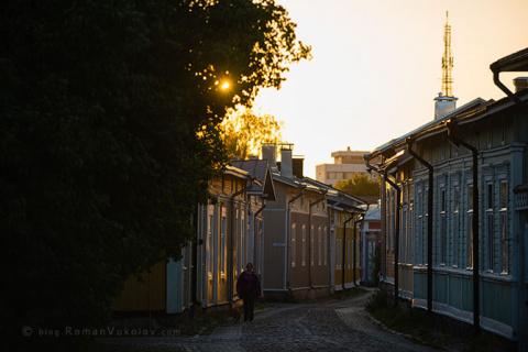 Путешествие по финской провинции
